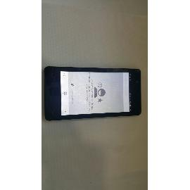 REPUESTO DE PANTALLA LCD + TACTIL PARA EL BQ E4.5 - NEGRA / CON TARA