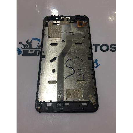 PANTALLA LCD DISPLAY + TACTIL CON MARCO ORIGINAL PARA WOXTER ZIELO S55 - RECUPERADA