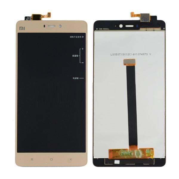 PANTALLA LCD DISPLAY + TACTIL PARA XIAOMI MI4S MI 4S - ORO