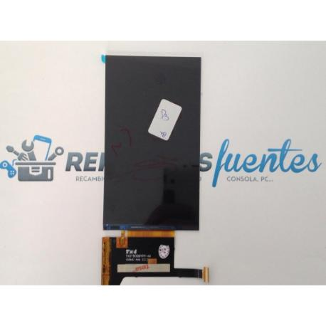 PANTALLA LCD DISPLAY ORIGINAL WOXTER ZIELO Z400 Z-400 - RECUPERADA