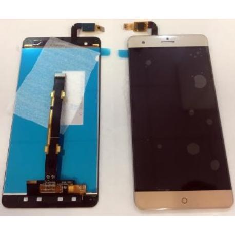 PANTALLA TACTIL + LCD DISPLAY PARA ZTE V7 MAX - ORO