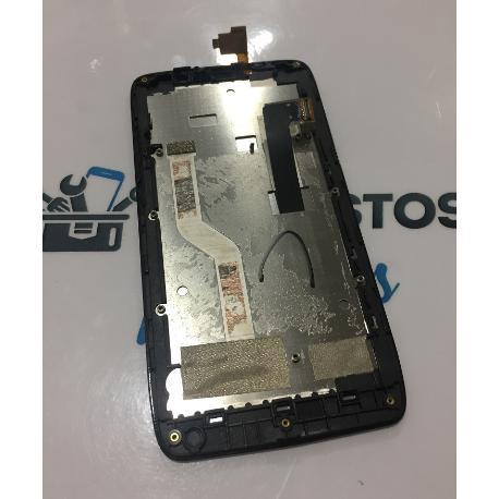 PANTALLA LCD DISPLAY + TACTIL CON MARCO ORIGINAL WOXTER ZIELO Z450 Z-450 - RECUPERADA