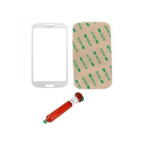 Kit de Reparacion Cristal Samsung Galaxy S3 Blanco