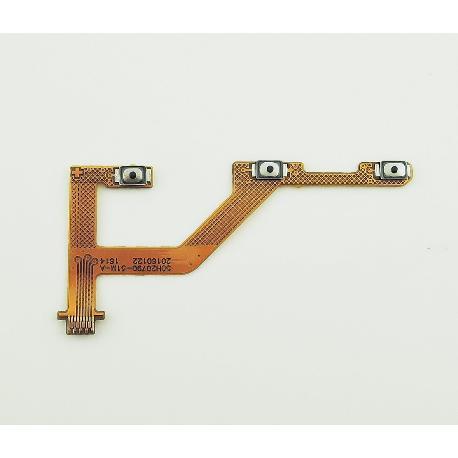 FLEX DE ENCENDIDO Y VOLUMEN PARA HTC 10