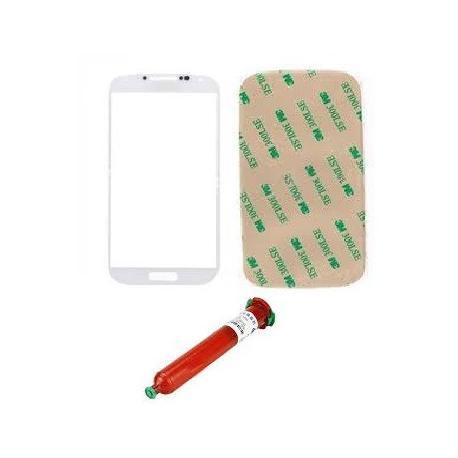 Kit de Reparacion Cristal Samsung Galaxy S4 Blanco
