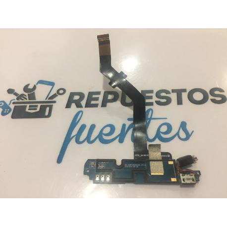 FLEX MODULO CONECTOR DE CARGA ORIGINAL ELEPHONE P6000 - RECUPERADO