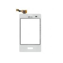Pantalla Táctil LG E400 L3 ( Digitalizador + cristal) Original Blanca