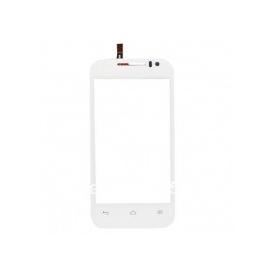 Respuesto pantalla tactil cristal Original huawei ascend G302D U8812D Blanca
