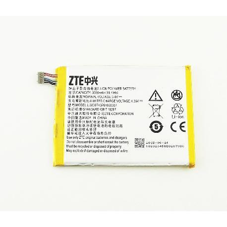 Bateria Original Li3830T43P6H856337 ZTE Blade S6 Plus, V580, G Lux / Vodafone Smart ultra 6 VF995