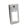 Carcasa Intermedia con Lente de Camara Original Samsung Galaxy Note N7000 Blanca