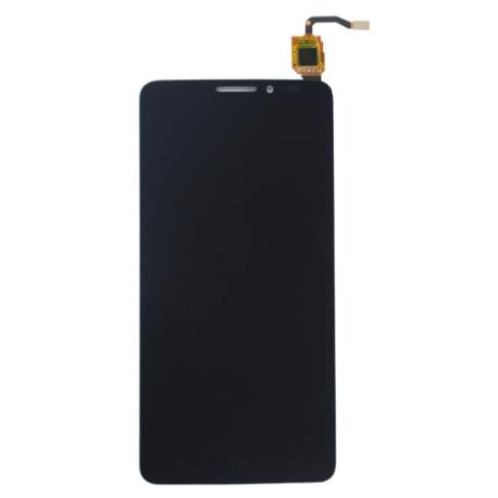 PANTALLA TACTIL + LCD DISPLAY PARA ALCATEL ONE TOUCH IDOL X PLUS / IDOL X+ 6043D - NEGRA