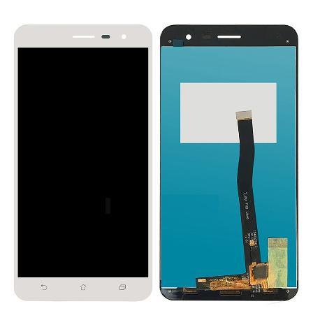 PANTALLA TACTIL + LCD DISPLAY PARA ASUS ZENFONE 3 (ZE552KL) - BLANCA
