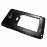 Carcasa Intermedia con Lente de Camara Original Samsung Galaxy Note N7000 Negra