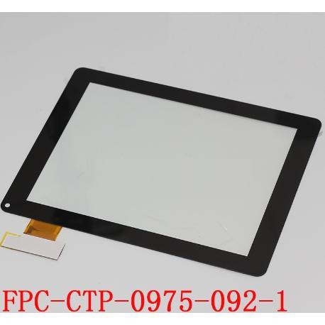 Pantalla Tactil Tablet QiLive 97R FPC-CTP-0975-092-1 FPC-ctp-0975-017 5 - Negra