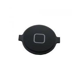 Boton Home para iPhone 4 y 4S - Negro