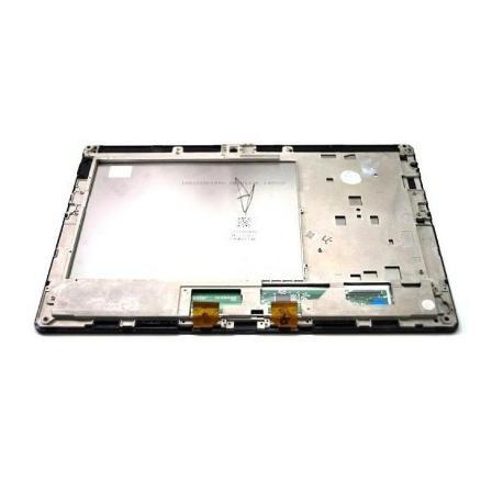 PANTALLA LCD DISPLAY + TACTIL CON MARCO ORIGINAL BQ TESLA 2 W8 - RECUPERADA