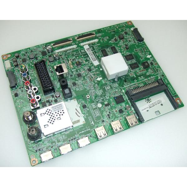 PLACA BASE MAIN BORAD TV LG 42LB650V EAX65384004(1.5) EBT62800437