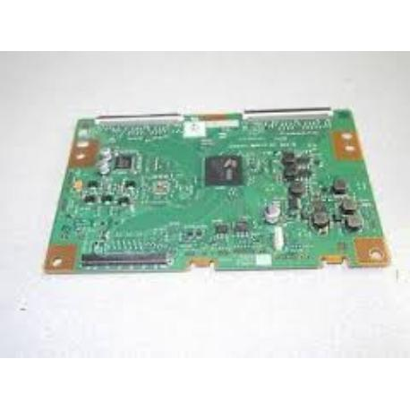 LVDS T-CON SONY KDL-60W605B 1P-013AJ00-4011 RUNTK 5475TP 0106FV