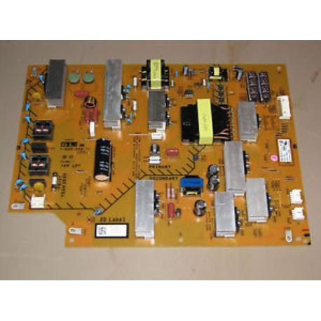 FUENTE DE ALIMENTACION POWER SUPPLY SONY KDL-60W605B 1-893-326-11 APS-374