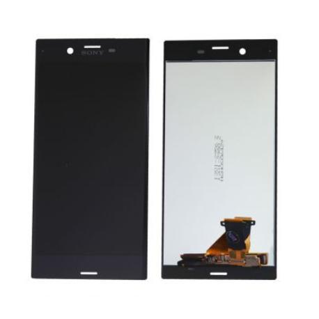 PANTALLA TACTIL + LCD DISPLAY PARA SONY XPERIA XZ F8331 F8332 - NEGRA