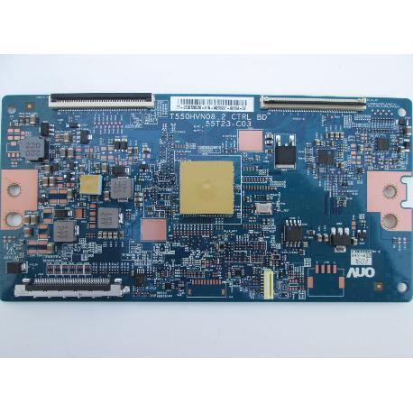 PLACA MODULO T-CON LVDS SONY BRAVIA KDL-43W807C T550HVN08.2 55T23-C03