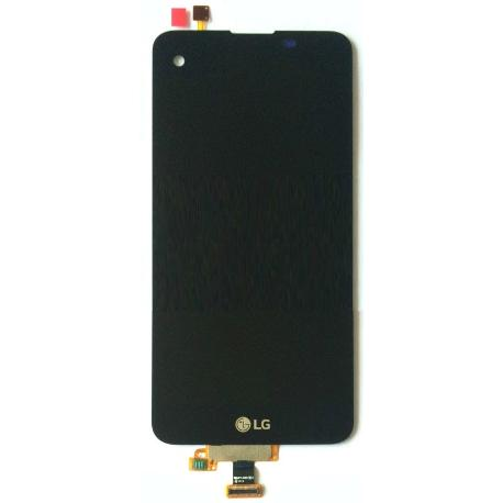 PANTALLA LCD DISPLAY + TACTIL PARA LG K500N X SCREEN,K500, X SCREEN - NEGRA
