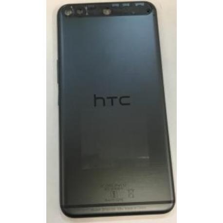 Carcasa Frontal Original HTC One M7 801e Blanco - Recuperada