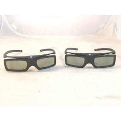 SET DE 2 GAFAS SONY  ACTIVE 3D RF GLASSES 1-458-838-11