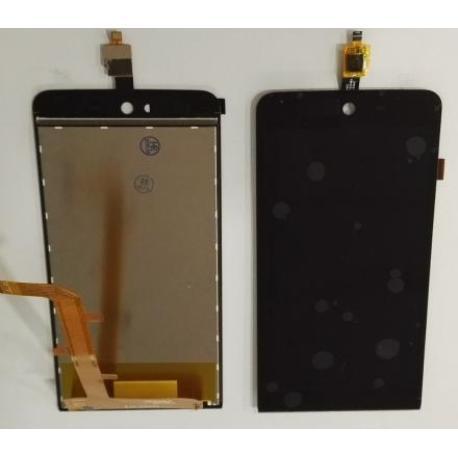 PANTALLA LCD DISPLAY + TACTIL PARA WIKO RAINBOW JAM 3G - NEGRA