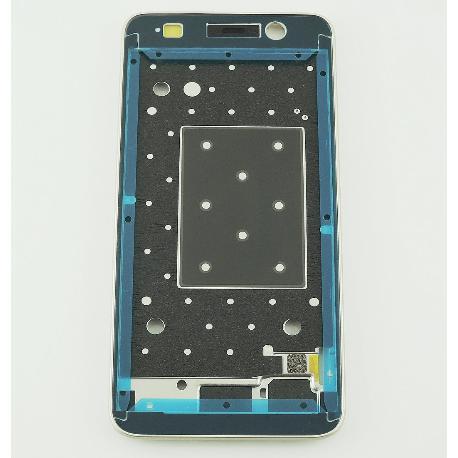 Carcasa Frontal de LCD para Huawei Honor 4A - Oro