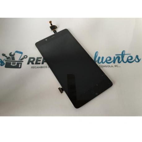 PANTALLA LCD DISPLAY + TACTIL PARA ZTE BLADE V220 - NEGRO / VER. LCD T50PRS17CV0F