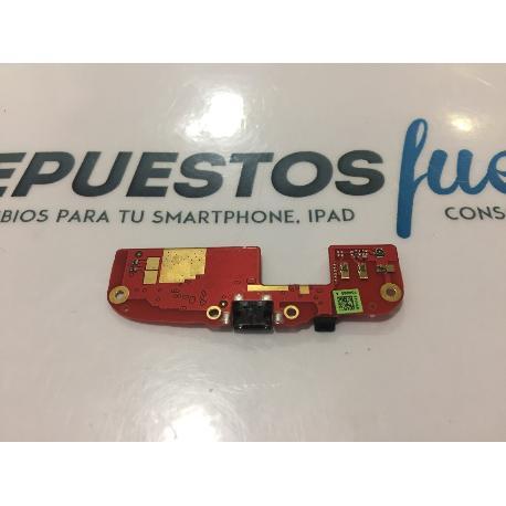 MODULO CONECTOR DE CARGA ORIGINAL HTC DESIRE 300 0P6A100 - RECUPERADO