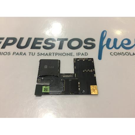 FLEX LECTOR SIM Y SD ORIGINAL HTC DESIRE 300 0P6A100 - RECUPERADO