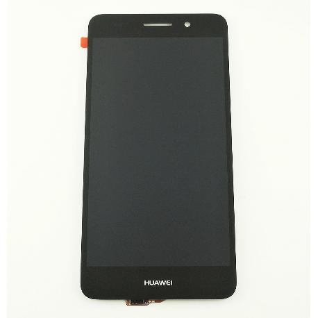 PANTALLA TACTIL + LCD DISPLAY PARA HUAWEI HONOR 5A, 5A L21 / HUAWEI Y6 II 2016  - NEGRA