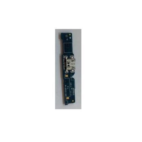 MODULO CONECTOR DE CARGA MICRO USB Y MICROFONO PARA ASUS ZENFONE GO ZB452KG