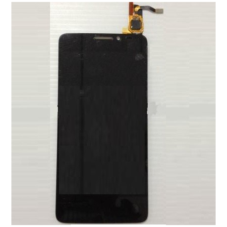 Repuesto pantalla Lcd + tactil Original Alcatel One Touch Idol X OT-6040 Negra