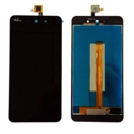 PANTALLA LCD DISPLAY + TACTIL PARA WIKO RAINBOW UP - NEGRA