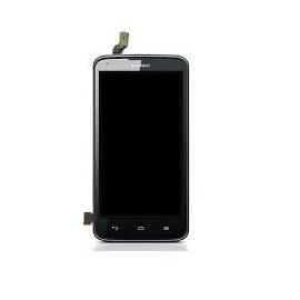 Repuesto Pantalla Lcd + Tactil Original Huawei Ascend G710 Negro