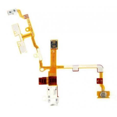 FLEX ENCENDIDO AUDIO IPHONE 3G 3GS