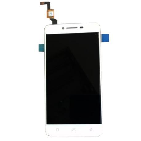 PANTALLA LCD DISPLAY + TACTIL PARA LENOVO K5 PLUS - BLANCA