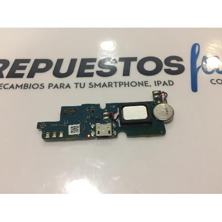 MODULO CONECTOR DE CARGA ORIGINAL COOLPAD PORTO S E570 - RECUPERADO