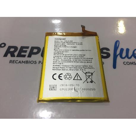 BATERIA CPLD-395 ORIGINAL COOLPAD TORINO R108 Y91-U00 MAX LITE - RECUPERADA
