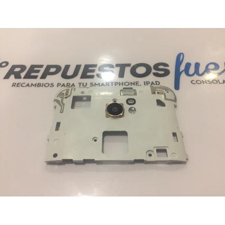 CARCASA INTERMEDIA ORIGINAL COOLPAD TORINO R108 Y91-U00 MAX LITE - RECUPERADA
