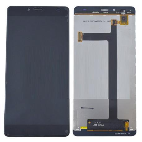 PANTALLA LCD DISPLAY + TACTIL PARA ELEPHONE S3 - NEGRA