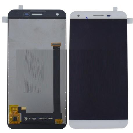 PANTALLA LCD DISPLAY + TACTIL PARA ELEPHONE S1 - BLANCA