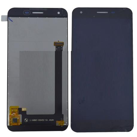 PANTALLA LCD DISPLAY + TACTIL PARA ELEPHONE S1 - NEGRA