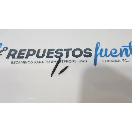 BOTONES DE CARCASA ORIGINAL PARA QILIVE Q 4868 - RECUPERADO
