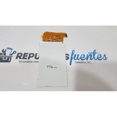 PANTALLA LCD DISPLAY ORIGINAL PARA QILIVE Q 4812 - RECUPERADA
