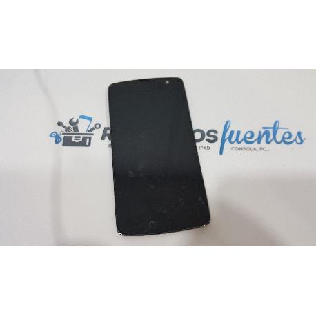 PANTALLA LCD + TACTIL CON MARCO ORIGINAL PARA QILIVE Q 4926 - RECUPERADA