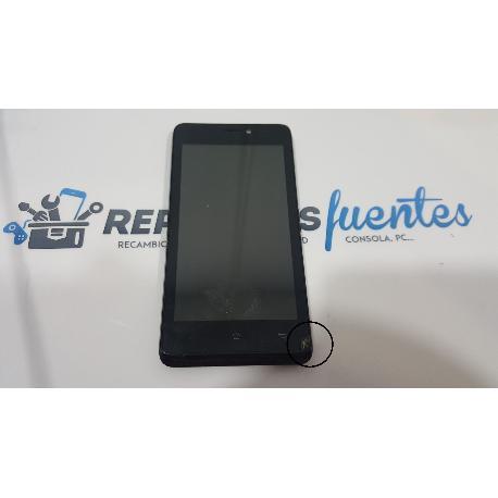 PANTALLA LCD + TACTIL CON MARCO ORIGINAL PARA QILIVE Q 4415 - RECUPERADO CON TARA